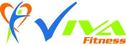 imagenes logos fitness cartel y logotipo para centro deportivo viva fitness