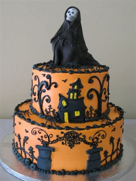 halloween creative cake decorating ideas family holiday