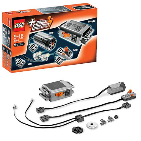 tutorial lego power functions lego technic power functions motor set 8293 jeftinije hr
