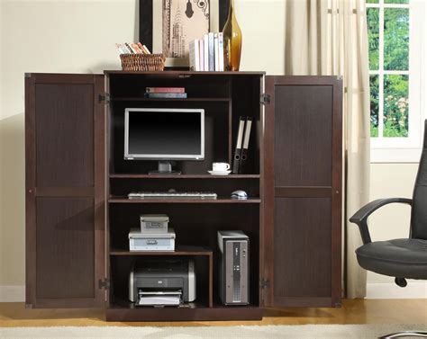 modern desk armoire popular computer desk armoire ideas med art home design