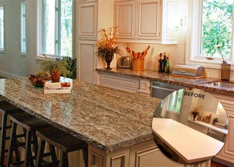 how to paint your countertops 10 transformations