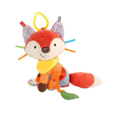 Skipping Mainan Anak jual skip hop bandana buddies fox sh306206 mainan anak harga kualitas terjamin