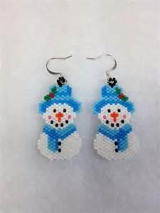 christmas earrings patterns fashionornaments