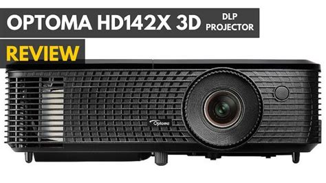 Lcd Projector Optoma optoma hd142x 3d dlp projector review