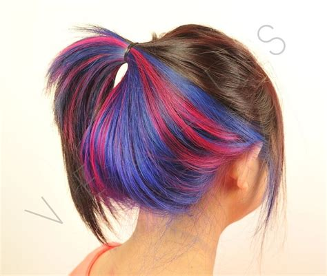 hair dye continued the truth about manic panic bonzai 1000 images about hair did ideas on pinterest braid