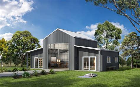 A Frame Cottage barns rural sheds ranbuild
