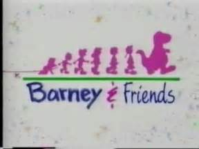 barney theme song modern mix version 2