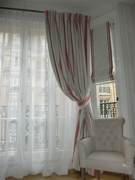 rideaux avec stores assortis photo de les rideaux
