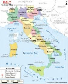 Italy Map by Science 6 186 Italy