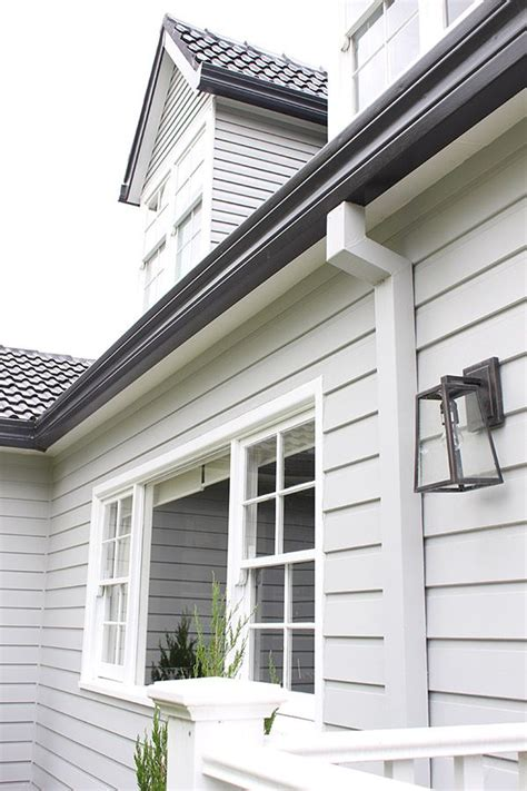 dulux milton moon low sheen weatherboard cladding exterior house stuff exterior