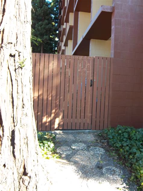 Open Trellis Fencing Open Style Fence 171 Arbor Fence Inc A Certified