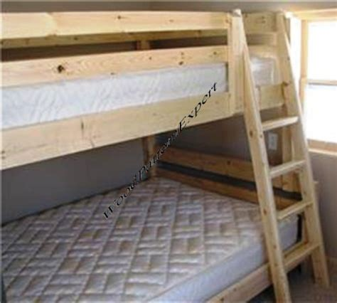 wholesale bunk bed paper plans  easy beginners