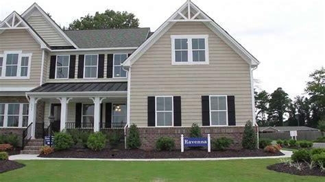 chesapeake house ryan homes new homes at the park at centerville commons community in chesapeake va