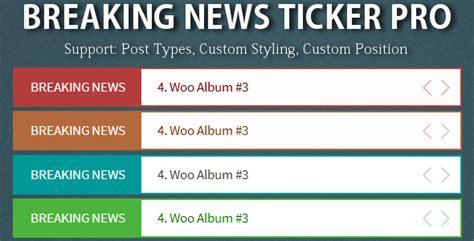 membuat newsticker wordpress breaking news ticker pro by alisaleem252 codecanyon