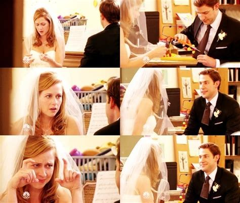 The Office Jim And Pam Wedding by The Office Jim Pam Mental Pictures This Is