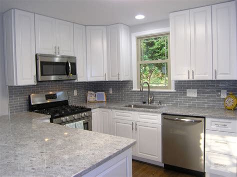Kitchen Cabinets White by Buy Gramercy White Rta Ready To Assemble Kitchen
