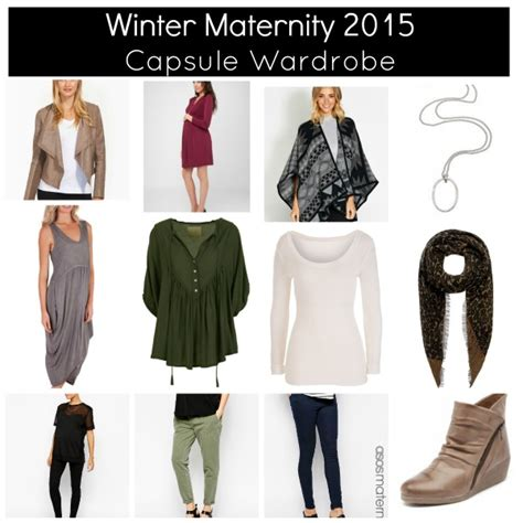 Maternity Capsule Wardrobe by A Winter Maternity Capsule Wardrobe For 2015 S Lounge