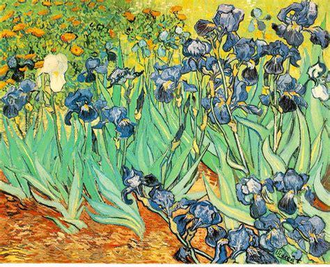 vincent van gogh webmuseum gogh vincent van irises