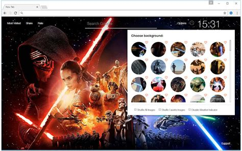 google wallpaper star wars star wars wallpaper hd new tab themes chrome web store