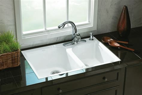 Kitchen Sinks Seattle Drop In Kitchen Sink A Fit For Tile Countertop The Seattle Times
