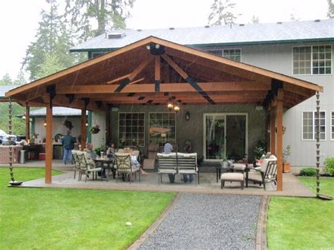 backyard covered patio patio covers covered back porch google image result for http www cedarvillefarms com