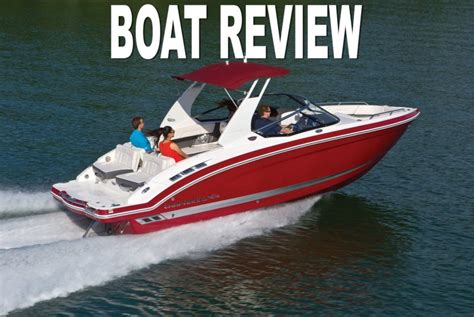 best ssx chaparral 257 ssx review smart boat buyer reviews
