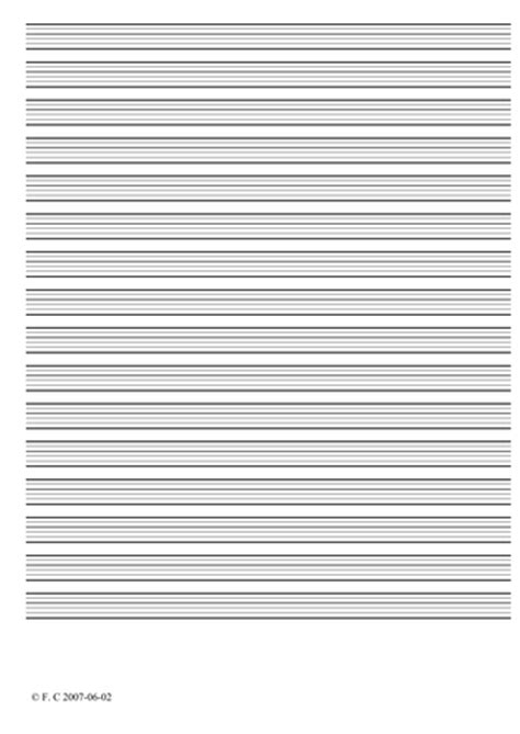 printable handwriting paper ks2 lined paper for handwriting by fredc teaching resources