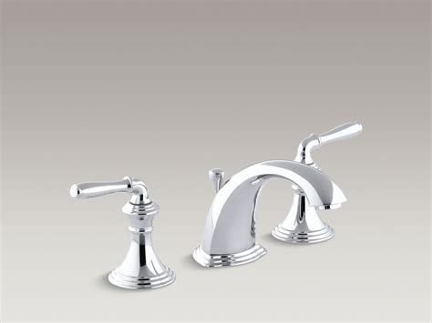 Devonshire Widespread Lavatory Faucet by Standard Plumbing Supply Product Kohler K 394 4 Cp