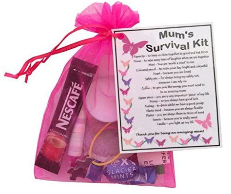 mum s survival kit gift great present for birthday