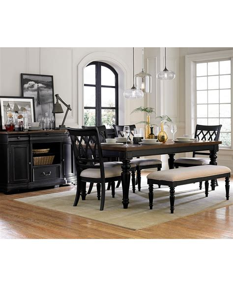 macy s furniture durango dining room furniture collection dining room