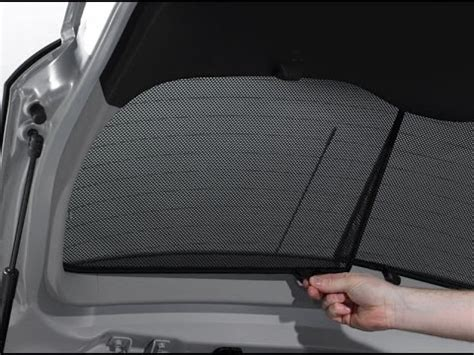 removable rear truck window privacy shades removable window tint youtube
