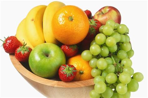 bowl of fruits scientists have revealed which fruit can stop toddlers crying due to stomach pains mirror online
