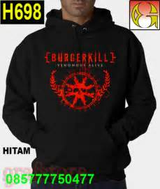 jaket hoodie burgerkill grafishop just another site