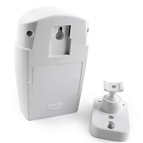 home security motion sensor alarm with remote