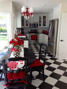 Red Black White Home Decor by 1000 Images About South Street House On Pinterest 1940s
