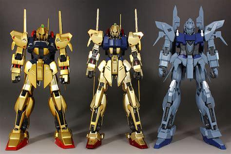 Hg 1 144 Delta Gundam Gold Coating 1 100 mg msn 00100 type 100 hyakushiki ver 2 0 โมด ฟาย