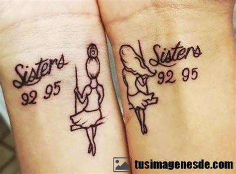 imagenes tatuajes hermanas im 225 genes de tatuajes para hermanas im 225 genes