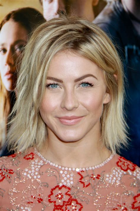 why does julianne hough have so much brown in her blonde hair 25 more short hairstyles