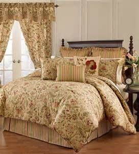 Waverly Bed Sets Imperial Dress Antique Waverly Comforter Set Pc Fallon
