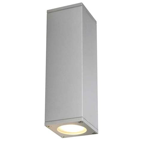 Outdoor Wall Sconce Up Down Lighting Theo Up Down Outdoor Wall Sconce By Slv Lighting 229532u