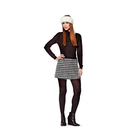 skirt pattern burda rock skirt sewing pattern burda n 176 8237 ma petite mercerie