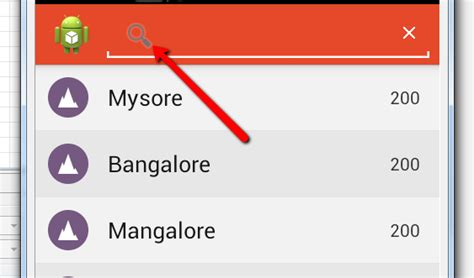 android getlayout returns null why is android s searchview s imageview with id search