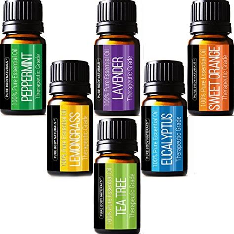 essential oil amazon pure body naturals pure therapeutic grade top 6 essential oils best price hot coupon world