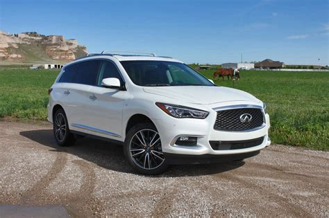 infiniti qx60 2016 road test review 2016 infiniti qx60 awd by tim esterdahl