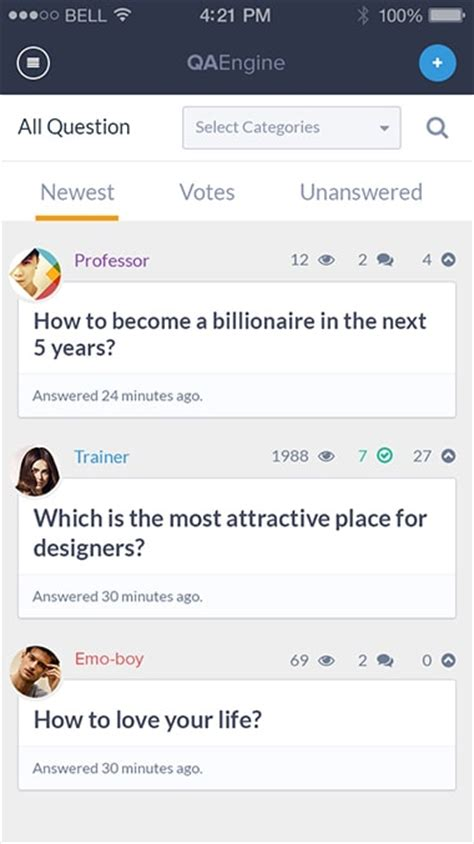 Qaengine V209 Question And Answer Theme Question And Answer Theme Qaengine