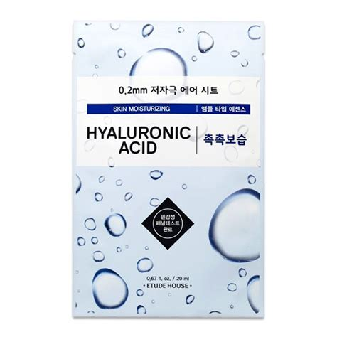 Etude 0 2 Therapy Air Mask etude house mask sheet 0 2 therapy air mask hyaluronic