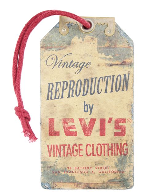 vintage swing tags levis hangtag hang tags pinterest hang tags swing