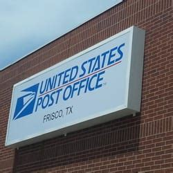 Frisco Post Office by United States Post Office 81 Reviews Post Offices