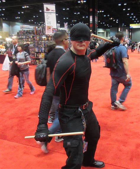Dress like daredevil costume diy outfit costume wall