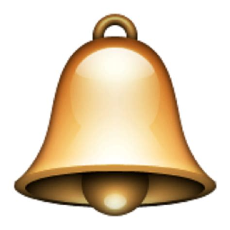 Bell Emoji (U 1F514/U E325)